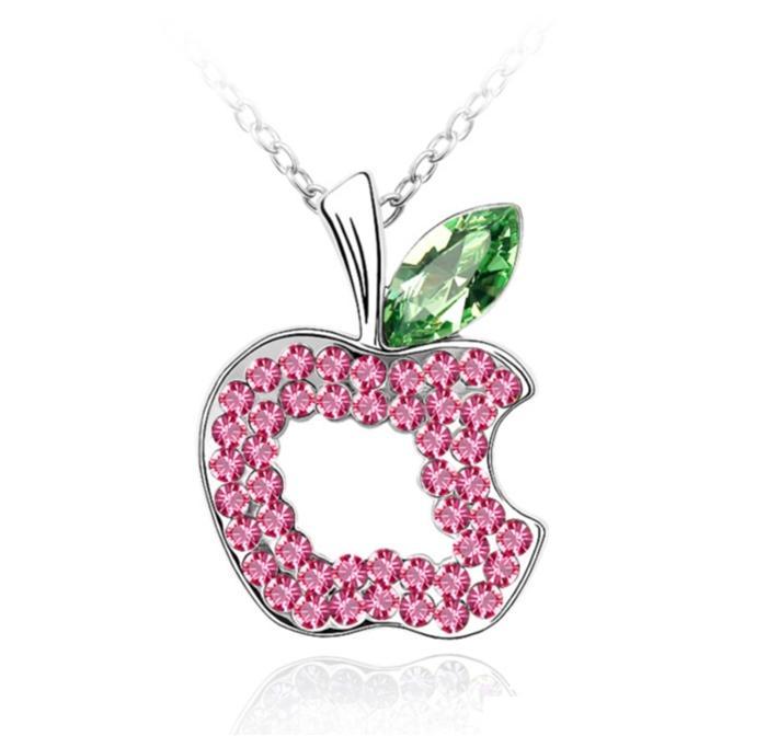 Yêu đời hơn với dây chuyền quả táo mỗi ngày sử dụng