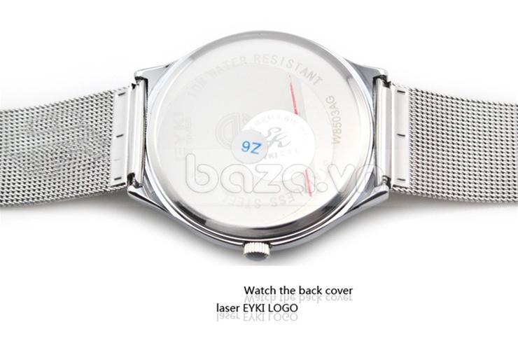 Đồng hồ nam Phong Cách Trẻ Trung thời trang