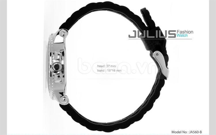 baza.vn:Đồng hồ Julius Hàn Quốc JA560 sang trọng và cuốn hút