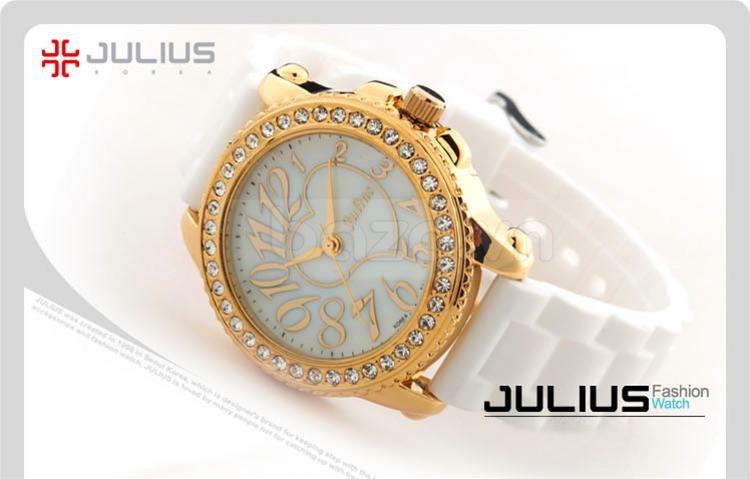 baza.vn:Đồng hồ Julius Hàn Quốc JA560 cá tính hơn, quyến rũ hơn
