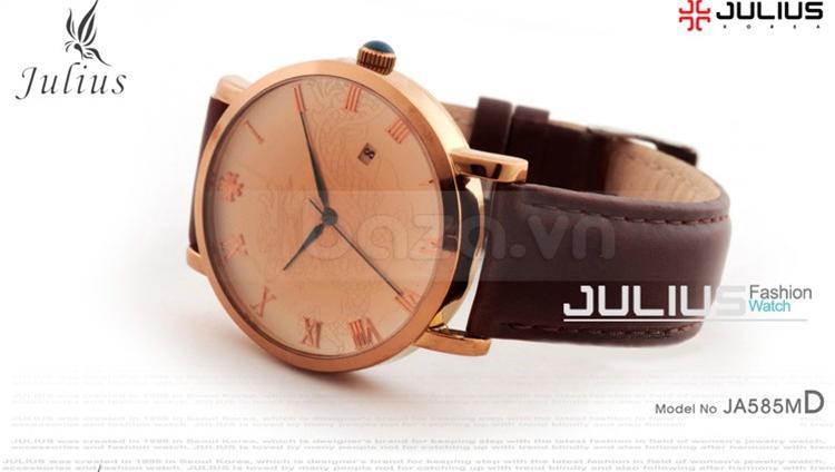 baza.vn: Đồng hồ Julius Mã JA585M chữ số La Mã độc đáo