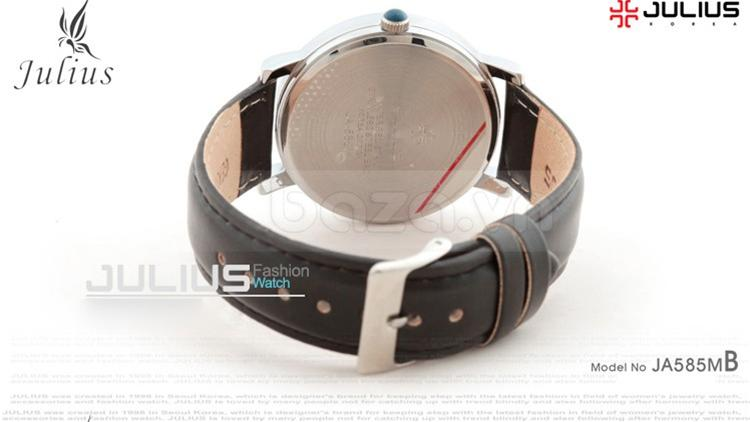 baza.vn: Đồng hồ Julius Mã JA585M mặt đáy có tem bảo hành chính hãng