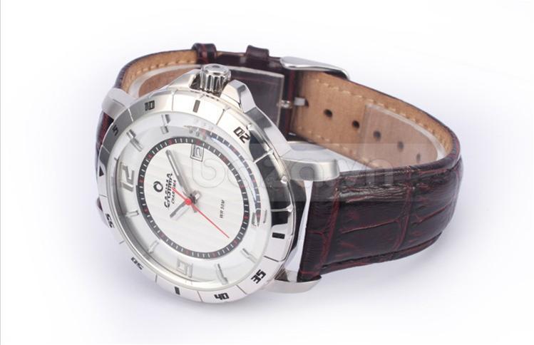 Baza.vn: Đồng hồ nam Casima CR-5101 ấn tượng