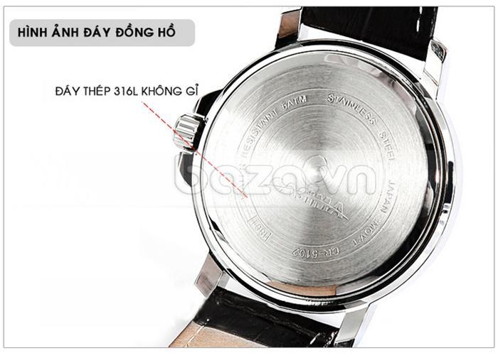 Đồng hồ nam Casima CR-5101-SL7 ấn tượng