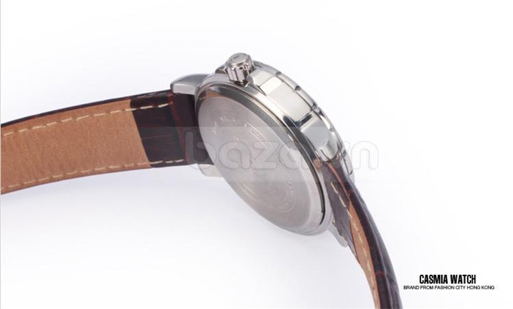 Baza.vn: Đồng hồ nam Casima CR-5101 thời trang