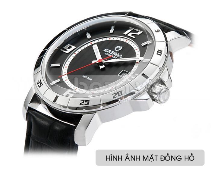 Đồng hồ nam Casima CR-5101-SL7 đẹp