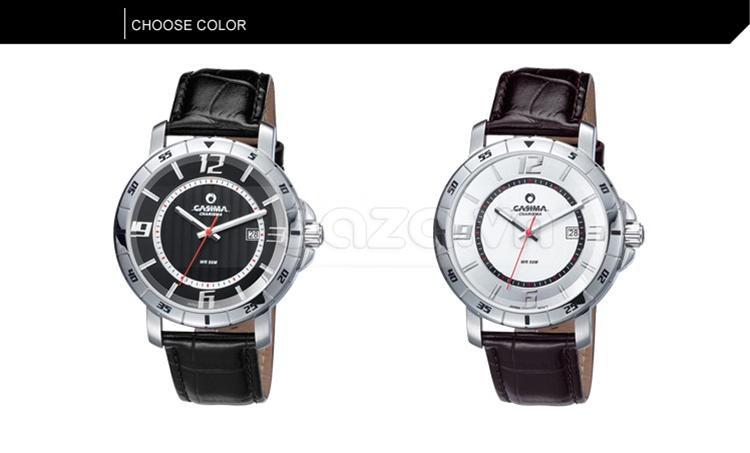 Baza.vn: Đồng hồ nam Casima CR-5101 chất lượng