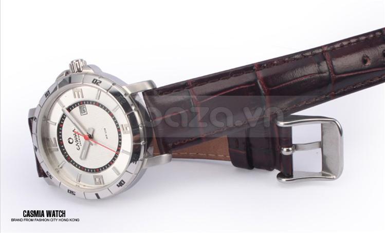 Baza.vn: Đồng hồ nam Casima CR-5101 độc đáo
