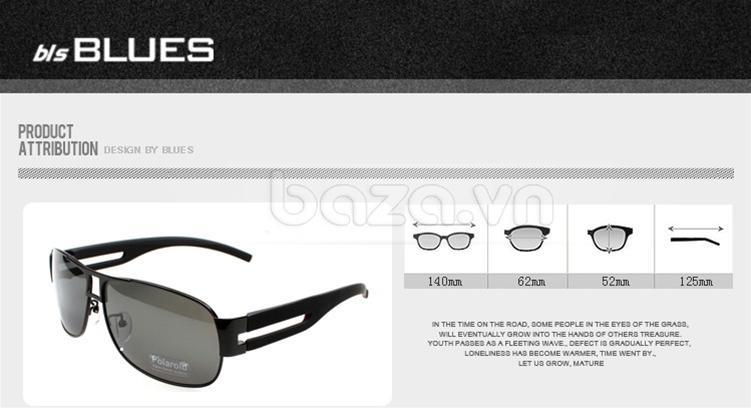 Baza.vn: Kính nam thời trang Cool Man