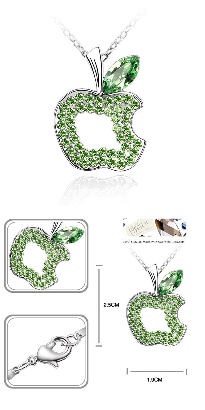 baza.vn: dây chuyền quả táo