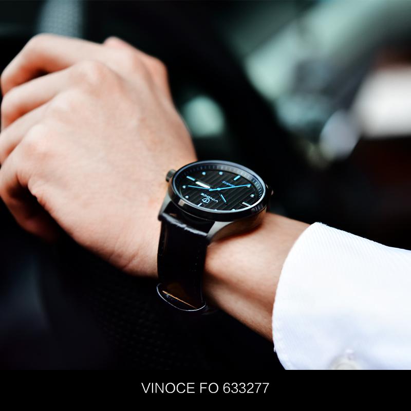 Đồng hồ thể thao nam VINOCE vân sóng