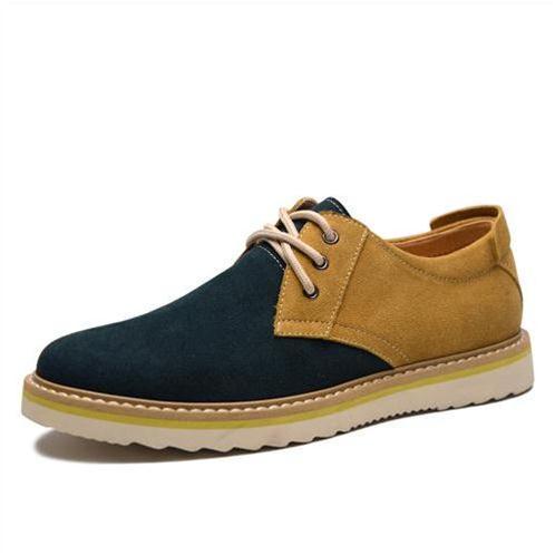 Giày nam Simier 6737 Phối màu độc đáo