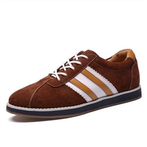 Giày nam Simier 6771 da lộn thời trang