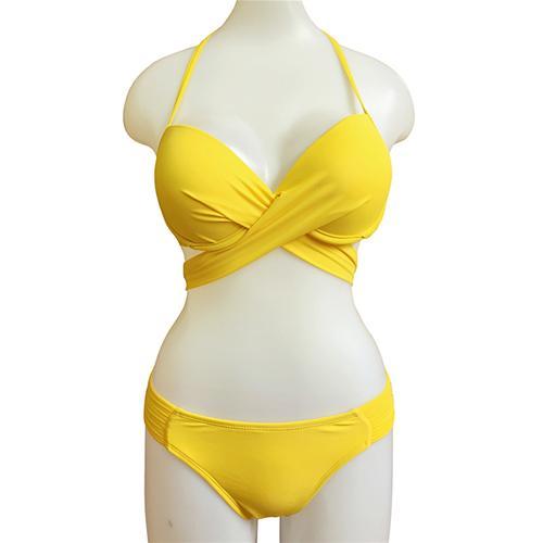 Bikini hai mảnh Hương Điệp
