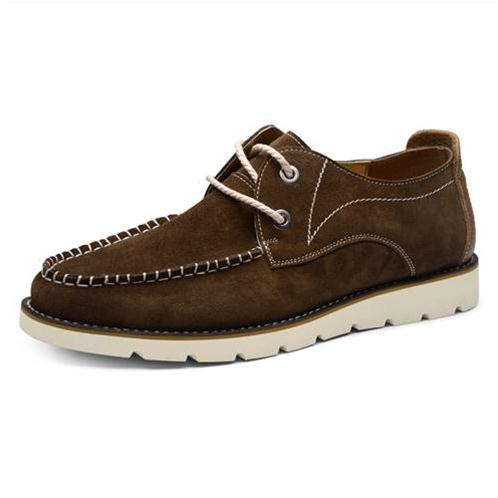 Giày nam da lộn thời trang Simier 6706