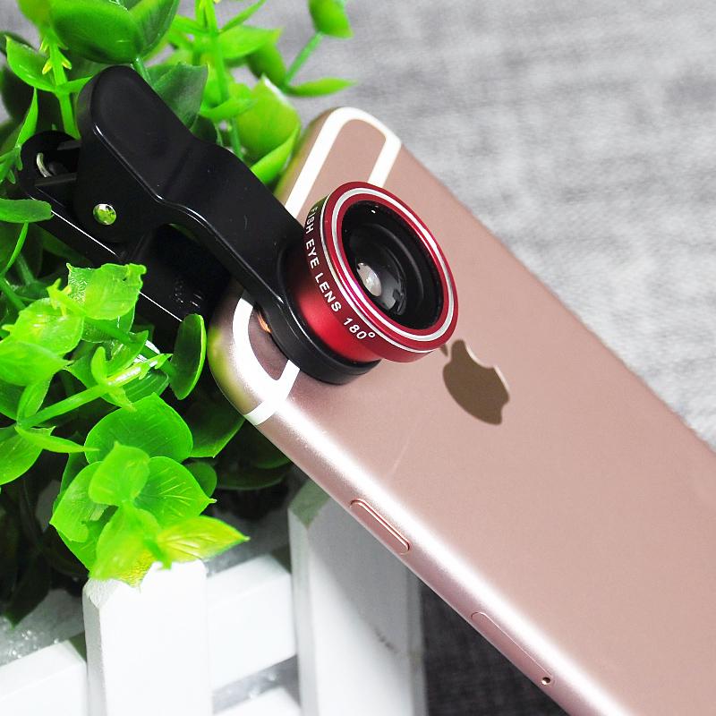 Ống kính mini cho điện thoại Banner