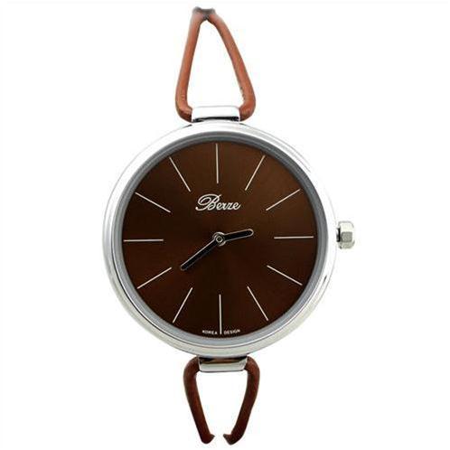 Đồng hồ nữ Julius BP148L mặt tròn to bản