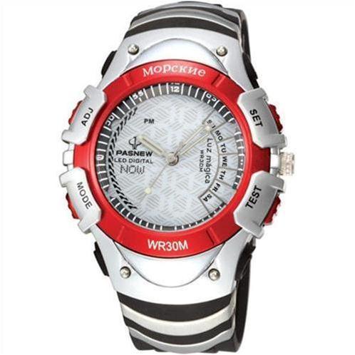 Đồng hồ thể thao thời trang PASNEW LED-008