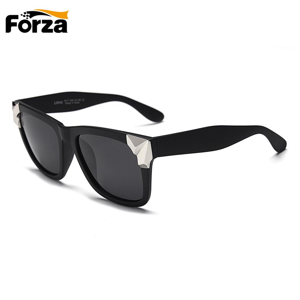 Kính mắt unisex Polarized Wayfarer Forza
