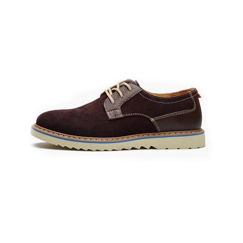 Giày nam da lộn Simier 8128 phong cách