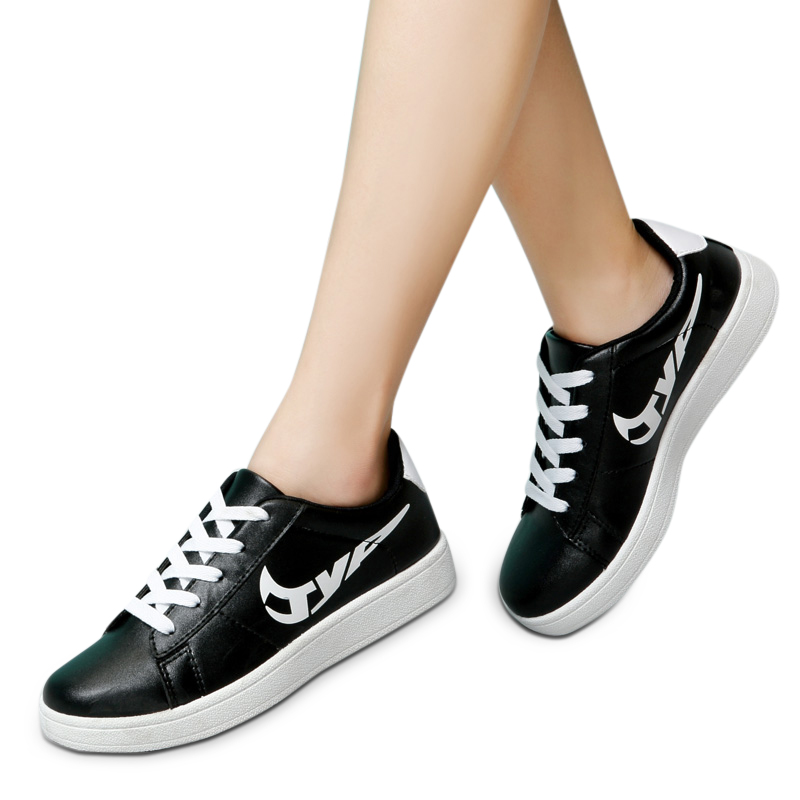 Giày thể thao nữ da PU Wadnaso