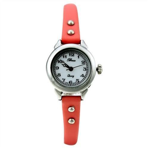 Đồng hồ nữ Julius BP162L - Đồng hồ dây da nữ đẹp