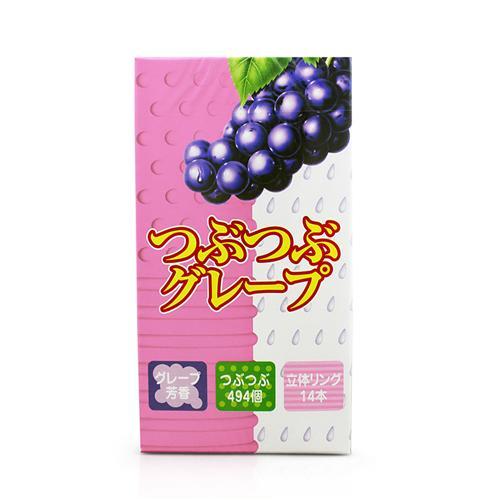 Bao cao su hương nho Fuji Grape 2000