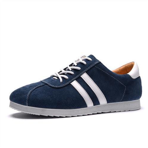 Giày nam da lộn Simier 6735 - Phong cách thể thao