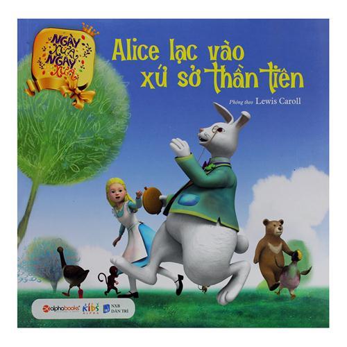 Ngày xửa ngày xưa - Alice lạc vào xứ sở thần tiên