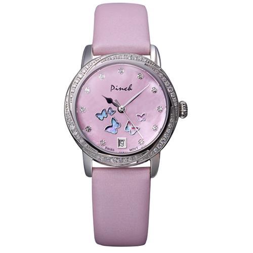 Đồng hồ nữ đính pha lê Pinch L612 đẹp mắt