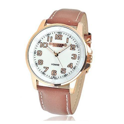 Đồng hồ nam Julius JAH-066 máy Quartz