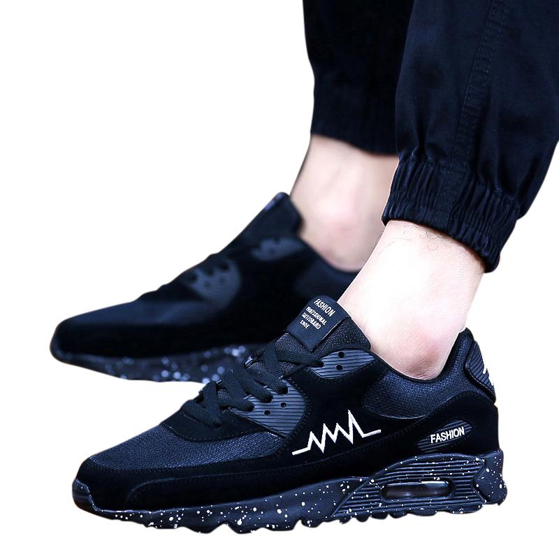 Giày sneaker tăng chiều cao nam WDSD (3cm)
