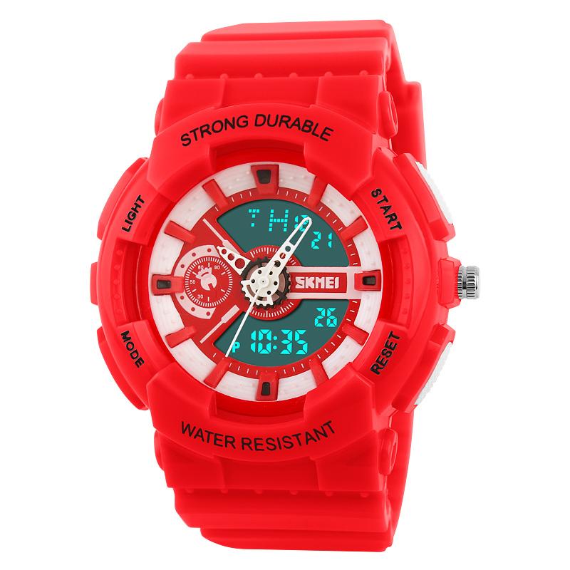 Đồng hồ thể thao nam phong cách Skmei 1052
