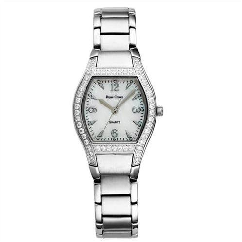 Đồng hồ nữ Royal Crown 3599L viền pha lê