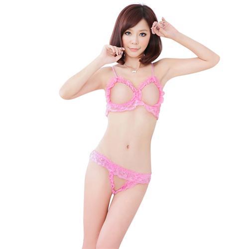 Bộ đồ lót nữ Flower's Angel phong cách tangas