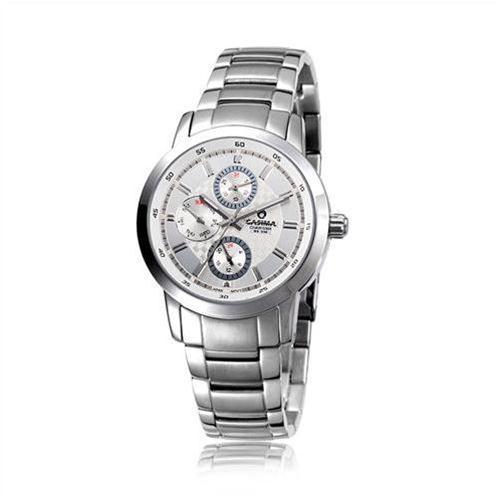 Đồng hồ nam Casima 5105 kim giờ to bản