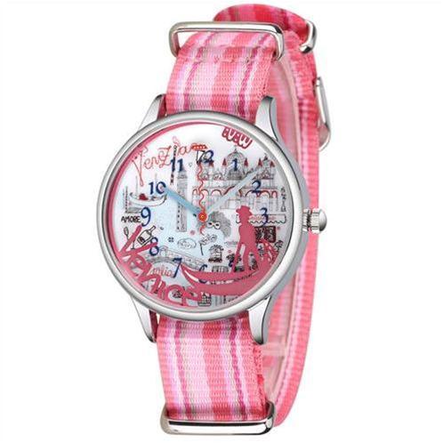 Đồng hồ thời trang nữ Mini MN2002 mặt hình Venice