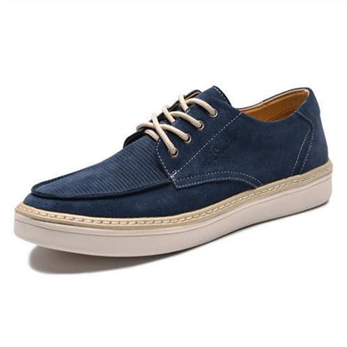 Giày nam Simier 6726 - Da lộn thời trang