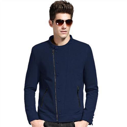 Áo Jacket nam cổ khuy bấm No1Dara