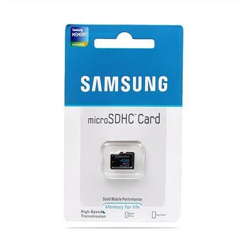 Thẻ nhớ Samsung 4GB class 6