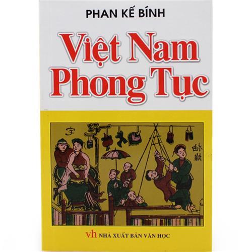 Việt Nam phong tục (Bìa mềm)