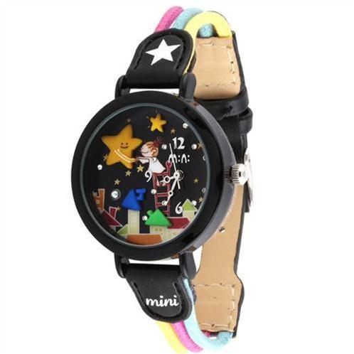 Đồng hồ nữ Mini MN953 dây hình vòng nổi bật