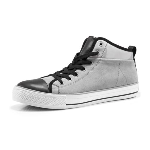 Giày da lộn nam tăng chiều cao Notyet NY-LD4169