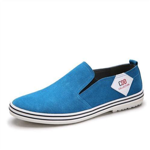 Giày lười da lộn CDD 839 - Tuổi thanh xuân