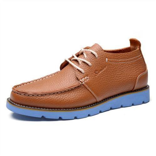 Giày da nam phong cách Simier 6686