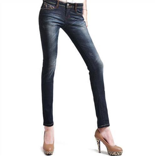 Skinny Jeans nữ style Hàn Bulkish