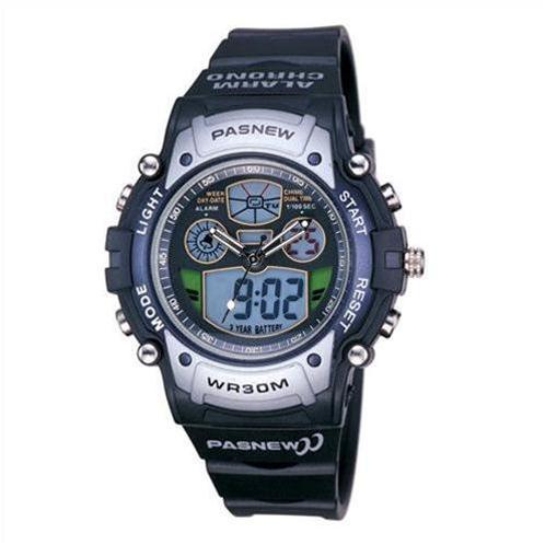 Đồng hồ thể thao điện tử nam PASNEW