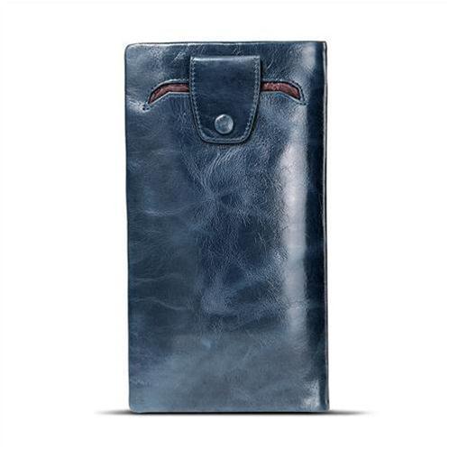Ví nam dáng ví dài thời trang Teemzone Q388
