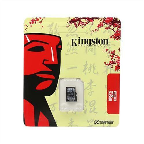 Thẻ nhớ Kingston 4GB class 4 cao cấp