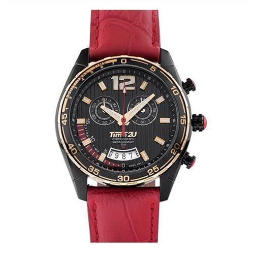 Đồng hồ nam thời trang Time2U dây đeo độc đáo